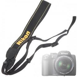 Ремень Nikon черный