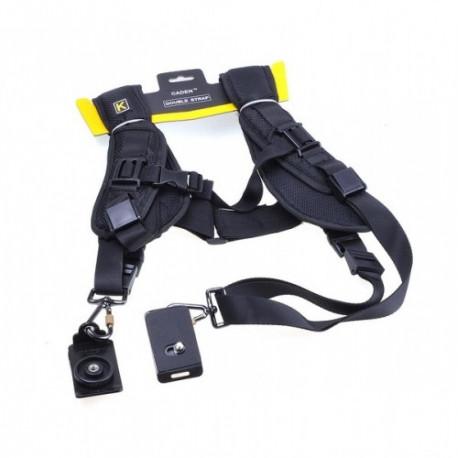 Ремень Caden для двух камер