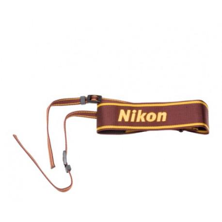 Ремень Nikon WineRed