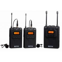 Радиопетличный микрофон BOYA BY-WM8