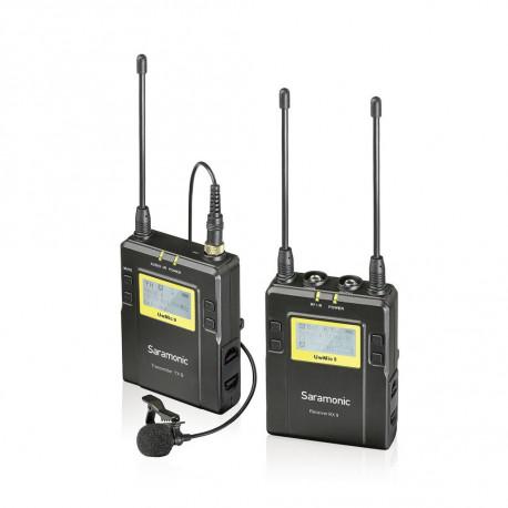 Радиосистема Saramonic UwMic9 TX9+RX9
