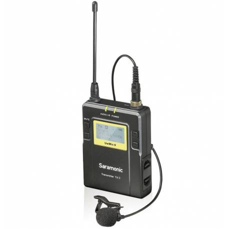 Передатчик Saramonic UWMIC9 TX9 с микрофоном