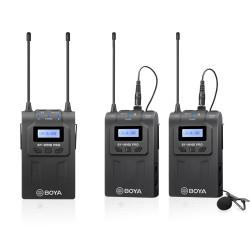 Радиопетличный микрофон BY-WM8 PRO-K2