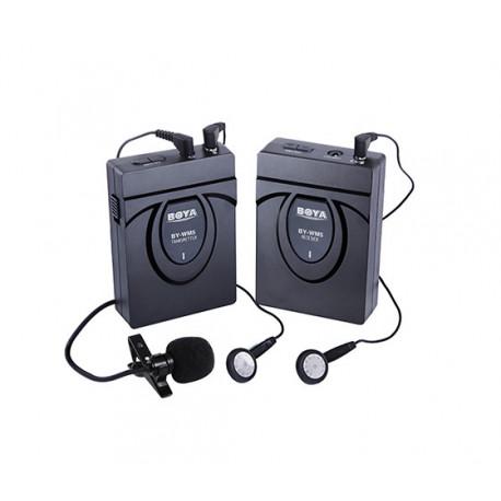 Радиопетличный микрофон BY-WM5