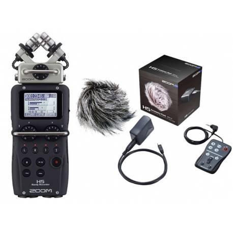 Рекордер Zoom H5 + комплект аксессуаров APH-5