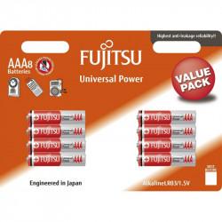 Батарея  Fujitsu ААА 8 шт.  LR03(8B)FU-W-FI