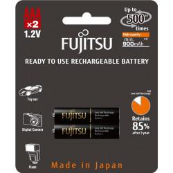 Аккумуляторы Fujitsu HR-4UTHCEX(2B) 900 мАч ААА 2шт.