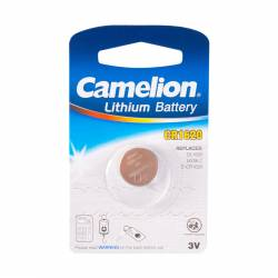 Батарейка CAMELION CR1620-BP1 3В