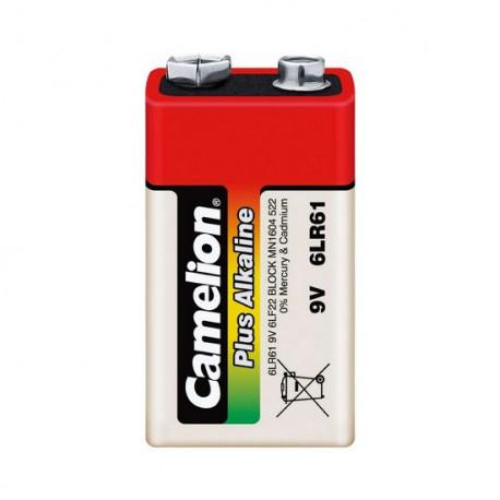 Батарейка CAMELION 6LR61-BP1 Plus 9В