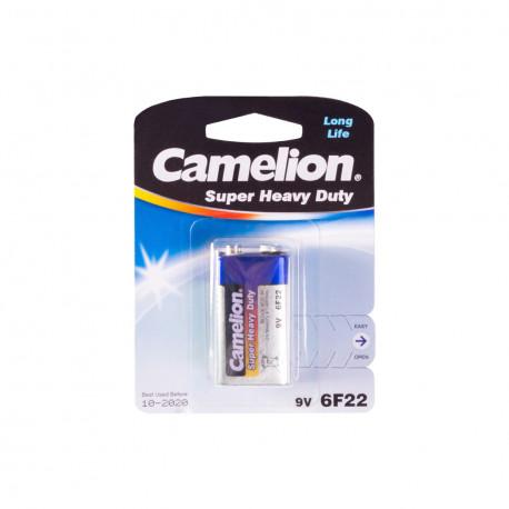 Батарейка CAMELION 6F22-BP1B 9В
