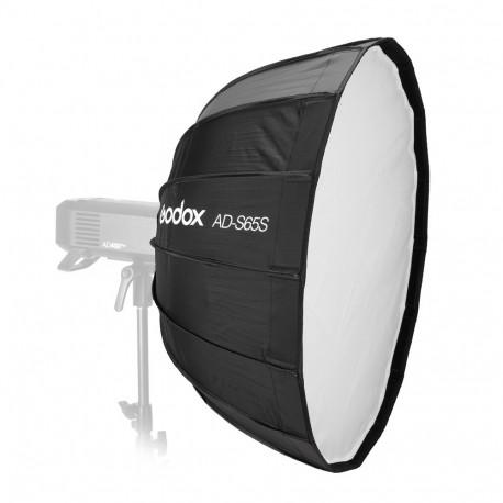 Софтбокс GodoxAD-S85Sбыстроскладной для AD400Pro с байонетом Godox