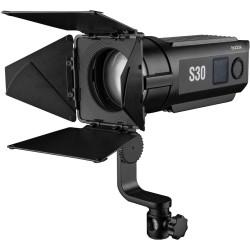 Осветитель светодиодный GodoxS30фокусируемый