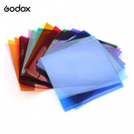 Набор цветных фильтров GodoxSA-11Cдля S30