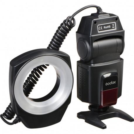 Вспышка для макросъемки Godox ML-150 кольцевая