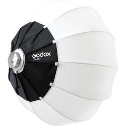 Софтбокс сферический GodoxCS85D со шторками