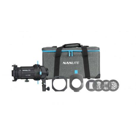 Проекционная насадка с оптикой 19° для Nanlite Forza 60/60B