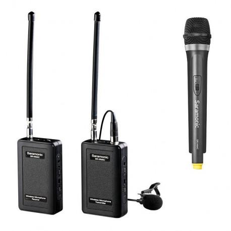 Радиопетличный микрофон Saramonic SR-WM4C + SR-HM4C
