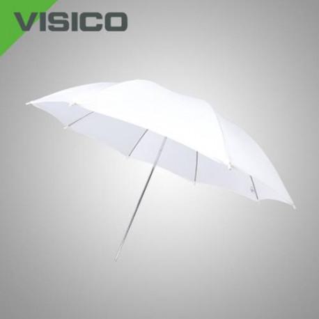 Зонт белый Visico UB-001 100см