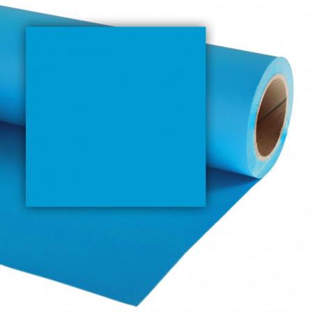 Бумажный фон Colorama 2,72x11м, цвет Lagoon