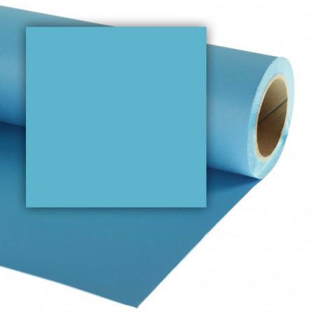 Бумажный фон Colorama 2,72х11м, цвет Aqua