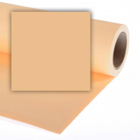 Бумажный фон Colorama 2,72x11м, цвет Caramel