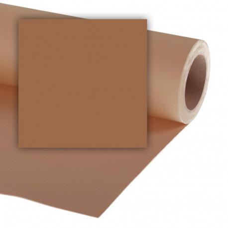 Бумажный фон Colorama 2,72x11м, цвет Cardamon