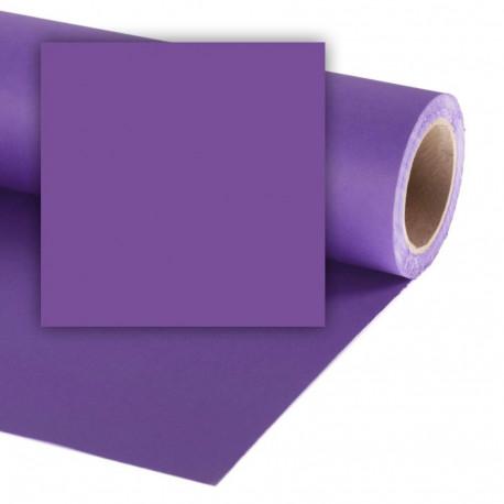 Бумажный фон Colorama 2,72x11м, цвет Royal Purple