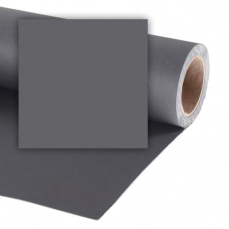 Бумажный фон Colorama 2,72x11м, цвет Charcoal