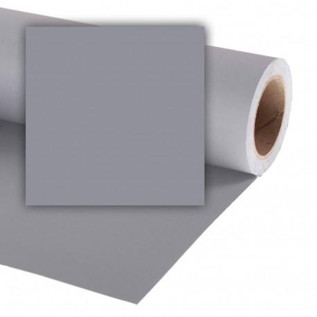 Бумажный фон Colorama 2,72x11м, цвет Urban Grey