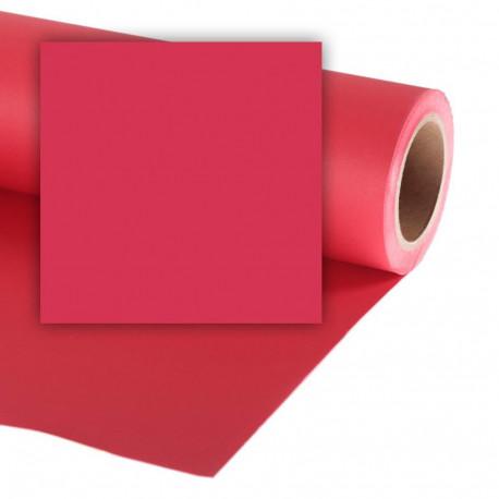 Бумажный фон Colorama 2,72x11м, цвет Cherry