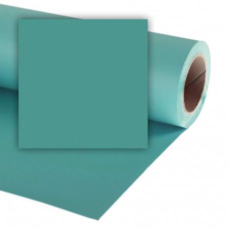 Бумажный фон Colorama 2,72x11м, цвет Sea Blue