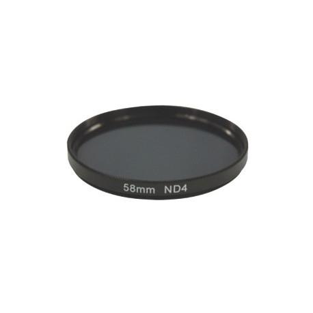 Фильтр ND4, 62мм