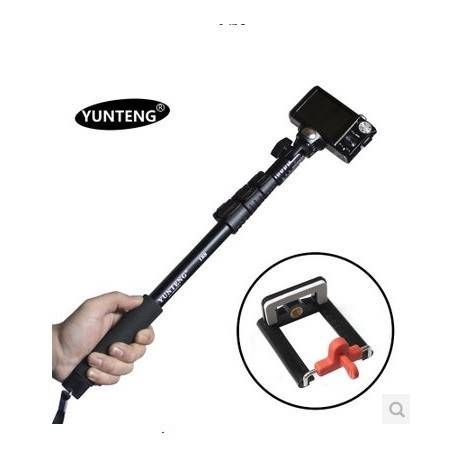 Селфи монопод  для телефона или камеры YT-188