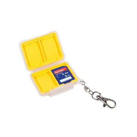 Flama  Кейс для хранения карт памяти SD (для 4-х карт)