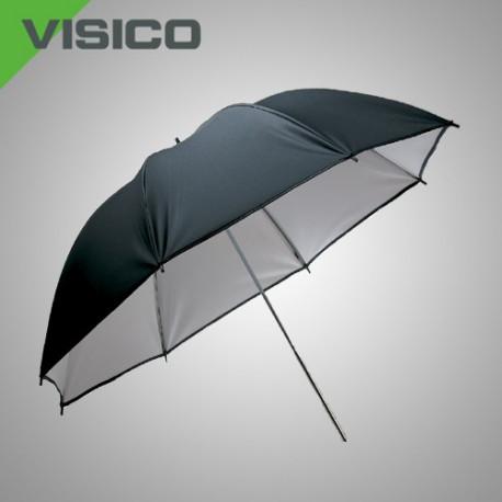 Зонт Visico UB-002 100см черный/белый