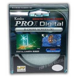 Светофильтр Kenko PRO1D R-CROSS SCREEN 62mm