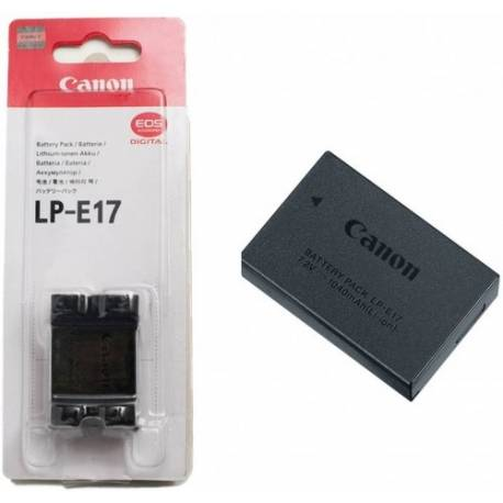 Аккумулятор Canon LP-E17