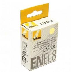 Аккумулятор Nikon EN-EL8