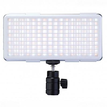 Накамерная светодиодная панель NiceFoto SL-120A