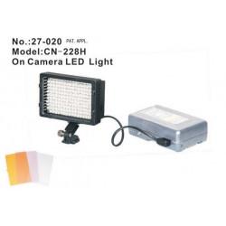 Светодиодная панель на камеру